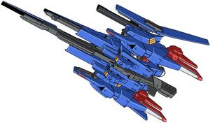 Waverider Mode (Below)