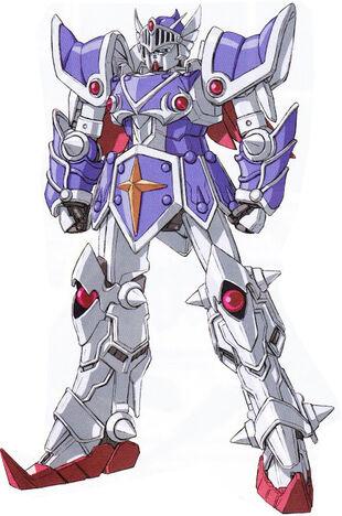 Front (Full Armor Mode)