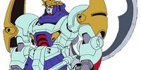 GF13-052NT Minaret Gundam