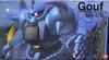Gunpla HY2M Gouf box