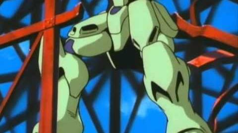 197 LM111E02 GunEZ (from Mobile Suit Victory Gundam)