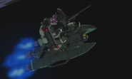 Shackles in Gundam Unicorn ep 3