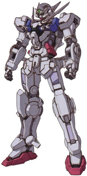 GNY-001 - Gundam Astraea - Front View