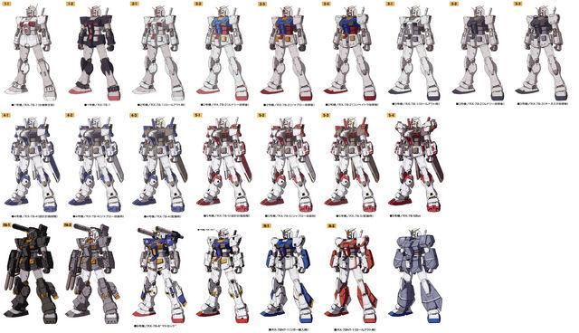 File:RX-78 Gundam Series.jpg