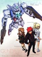 Gundam 00P Gundam Astraea