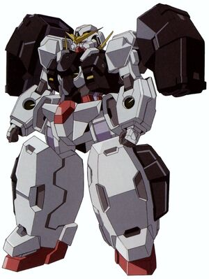 GN-005 - Gundam Virtue - Front View