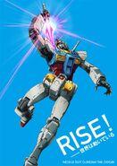 RX-78-02 Gundam 35th Rise