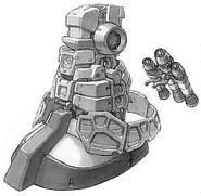 Rick Dom - Leg Unit