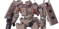 MSJ-06II-C/BT Tieren High Mobility Commander Type B