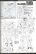 Gundam 00V 0Gundam FA