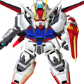 Unit as aile strike gundam