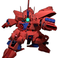 Unit as geymalk mega beam cannon