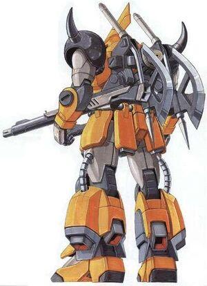 Zgmf‑x999a-rear