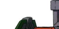 GAT/A-01E2 Buster Dagger