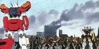 Five Gundams Confirmed