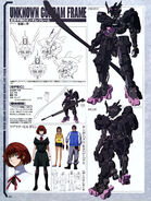 HJ Unknown Gundam Frame