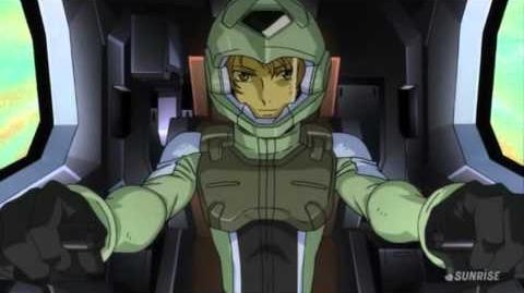 111 GN-000 Gundam (from Mobile Suit Gundam 00)