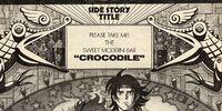 "Mobile Fighter G Gundam Side Story: Please Take Me! The Sweet Modern Bar ""CROCODILE"""