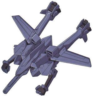 VMS-15 Union Realdo Fighter Mode