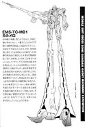 EMS-TC-M01 Carmelo