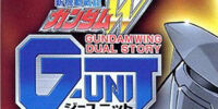 1/144 High Grade Gundam Wing Dual Story G-Unit Series