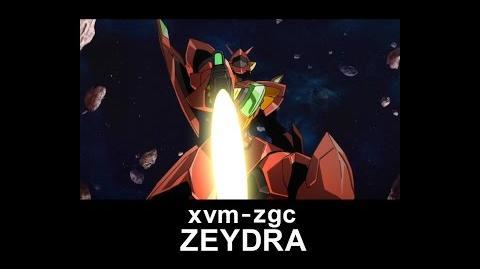 MSAG22 ZEYDRA (from Mobile Suit Gundam AGE)