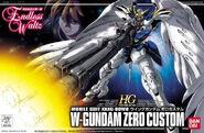W-Gundam Zero Custom