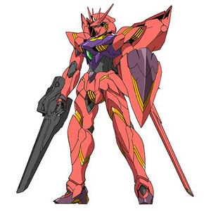 Gundam Legilis (Zeheart Color)