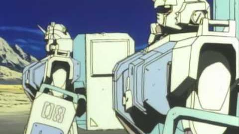 040 RX-79(G) Gundam Ground Type (from Mobile Suit Gundam The 08th MS Team)