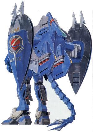 Forbidden-blue-rear