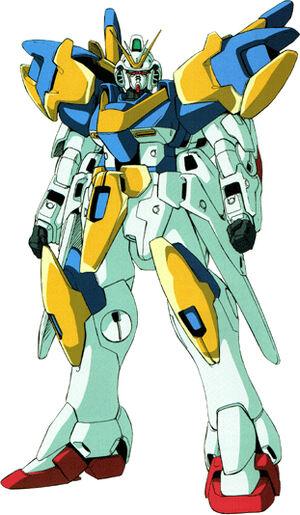 Victory 2 Assault Gundam
