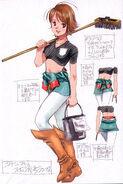 Asuna Figure Concept
