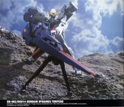 GN-002/DG014 Gundam Dynames Torpedo