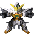 Unit as gundam kyrios tail unit