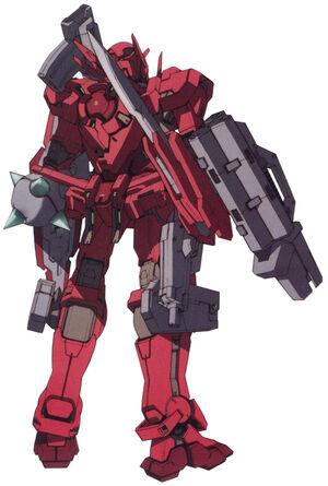 Rear (Full Weapon Mount)