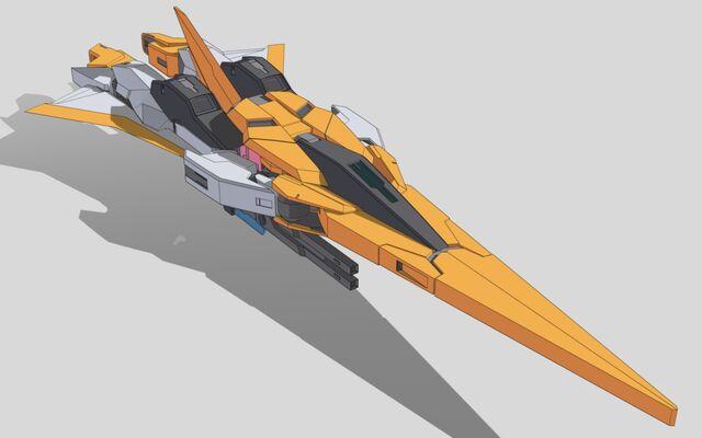 File:GN-007 Arios Gundam Flight Mode.jpg