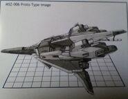 MSZ-006 Proto Type Image 02