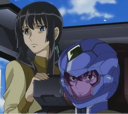 14 Marina Ismail Gundam 00 Image Download