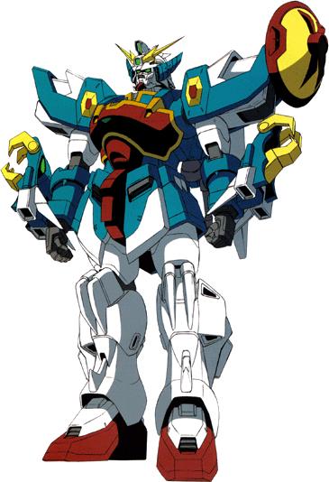 Xxxg 01s2 Altron Gundam The Gundam Wiki Fandom Powered