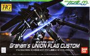 HG Boxart Union Flag Graham Aker Custom