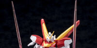 V2 Gundam Imagine Fullburnern