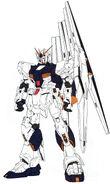 Nu Gundam Ver Ka (DOME-G)