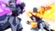 GBFT 20 Try Burning Gundam VS Denial Gundam