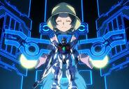 Mao & Gundam X Maoh