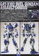 Duel Gundam MG 1