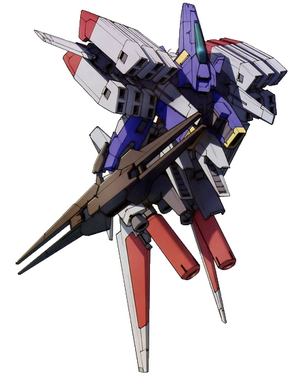 AGE-3L Gundam AGE-3 Laguna Rear