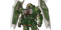 ZGMF-X101S ZAKU Splendor