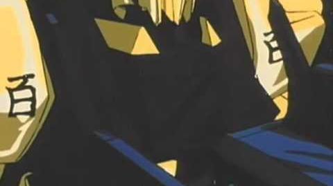 037 MSN-00100 Hyaku Shiki (from Mobile Suit Zeta Gundam)