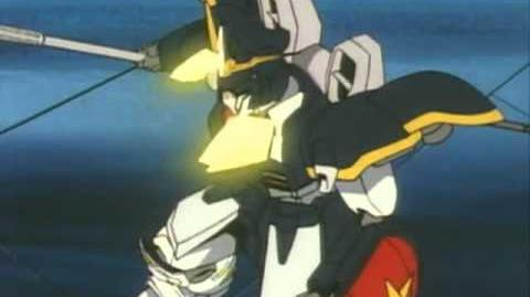 052 XXXG-01D Gundam Deathscythe (from Mobile Suit Gundam Wing)