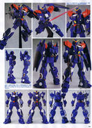 Model Kit Blue Destiny Unit 20